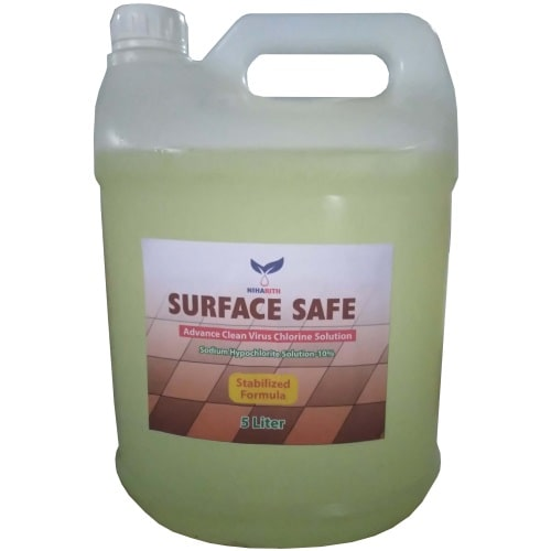 Surface-Safe-Sodium-Hypochlorite-Solution-10%-5-Liter-Niharith-Pharma-Pvt-Ltd-Best-Pharmaceuticals-Contract-Manufacturing-Company